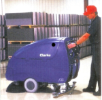 First maintenance solutions for Floor zamboni